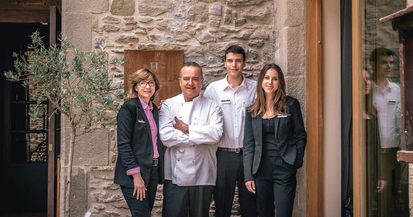 Hostal Estrella family Dorca Peix